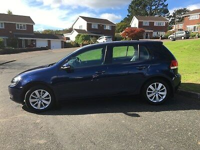 Volkswagen Golf Match TDI 105BHP 1598cc 5 Door Hatch