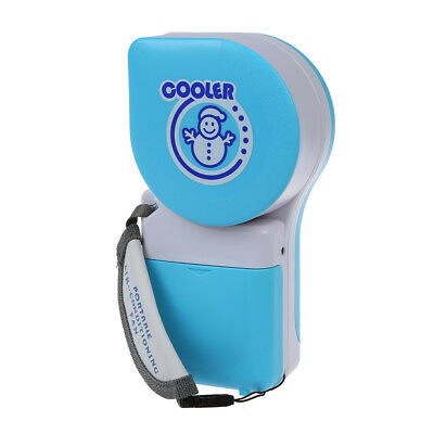 FP Portable Small Fan & Mini-Air Conditioner Handy Cooler Speed Adjustable