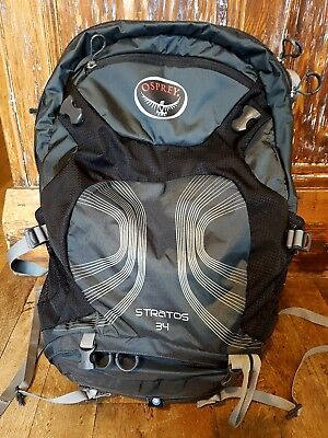 Osprey Stratos 34 Backpack New - M/L 46-53cm