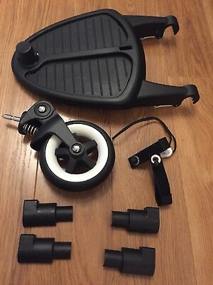 Bugaboo Buggy Board chameleon 3 with adapters