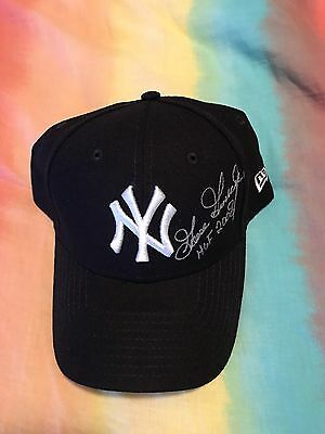 New York Yankees Autographed Hat Goose Gossage