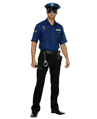 New Dreamgirl 5150 YouRe Busted! Policeman Cop Adult Costume