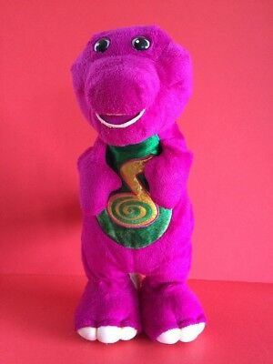 Barney Spinning And Singing 14 Inches Tall Toy