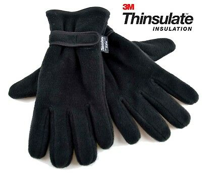 Ladies Womens Thinsulate Gloves Thermal Insulation Heatguard Lined Walking Work