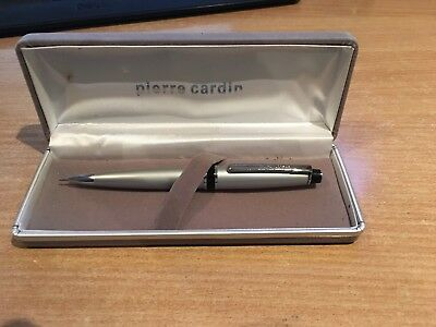 Pierre Cardin Mechanical Pencil Chrome Color