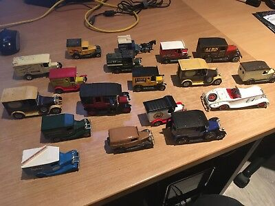Car Job Lot Bundle Collection Vintage Classics