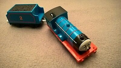 Thomas Trackmaster Edward Train with tender (battery operated)