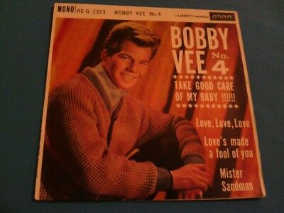 Bobby vee no 4 ep picture sleeve