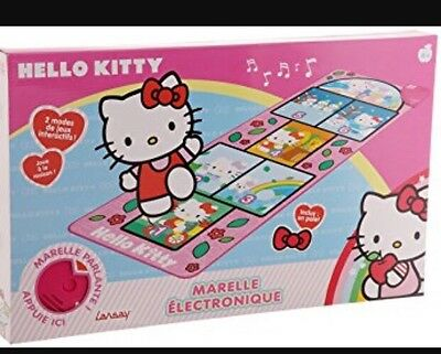 Hello Kitty Electronic Hopscotch/ Kids Interactive Toy