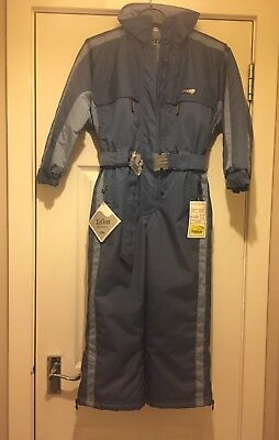 BNWT Boys Ski Snow Suit All In One - Age 6