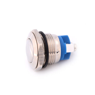 16mm Starter Switch Steel Metal Ball Shape Push Button Switches FG