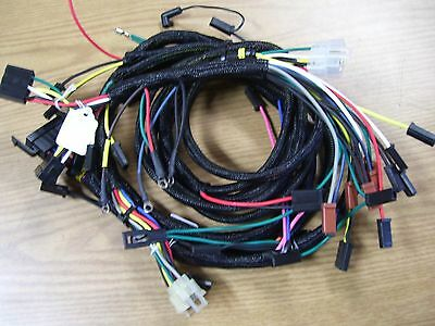 LIke JD 4020 Wiring Harnesses - 8 Harnesses Included