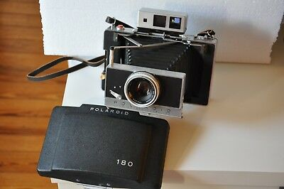 Polaroid 180 Professional Manual Camera Film TESTED Has a Few Issues READ