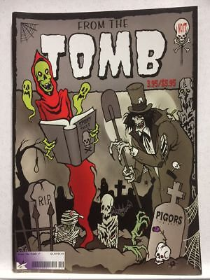From The Tomb # 17 Horror Comics Fanzine Free Postage