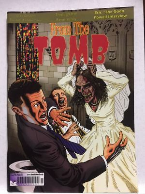 From The Tomb # 22 Horror Comics Fanzine Free Postage