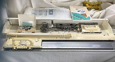 Brother Electronic Knitting Machine KH950i