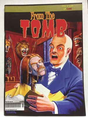 From The Tomb # 23 Horror Comics Fanzine Free Postage