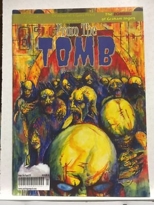 From The Tomb # 25 Horror Comics Fanzine Free Postage