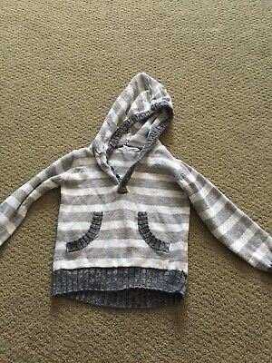 pre owned girl strip sweater 3t