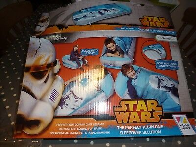 Disney Star Wars Ready Bed Used Twice Excellent Condition Ideal Christmas