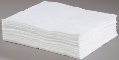 Oil Only Absorbent Pads - 50cm x 40cm - Pack of 200