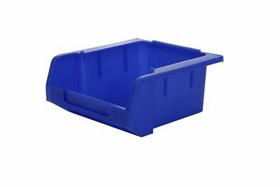 Stack & Nest Storage Bins - Blue - H 50mm x L 103mm x W 100mm - Pack of 20
