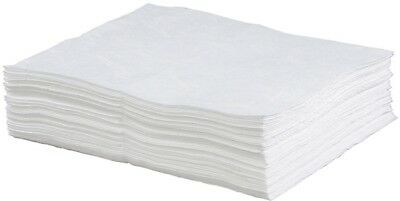 Oil Only Absorbent Pads - 50cm x 40cm - Pack of 100