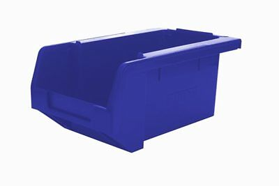 Stack & Nest Storage Bins - Blue - H 80mm x L 172mm x W 109mm - Pack of 20