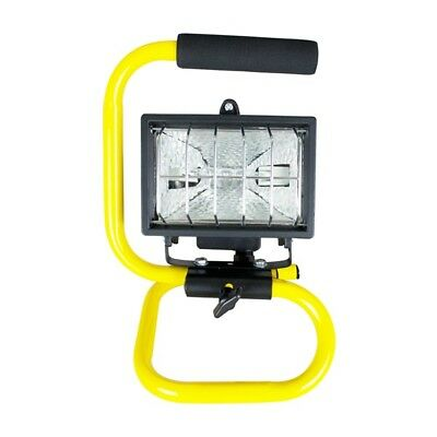 Portable Halogen Work Light - 1m Cable - 120W