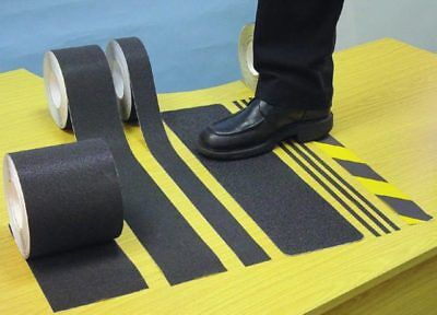 Anti-Slip Tape - Black - 18m x 100mm