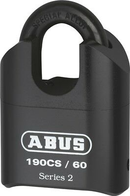 Combination Padlock- 4 Wheel - 60mm - Closed Shackle