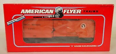 American Flyer #6-48482 Tca 1993 Convention Great Northern Box Car-New In Box!
