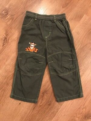 Disney Tigger George Baby Boy 18-24 Months Trousers Pre-Owned