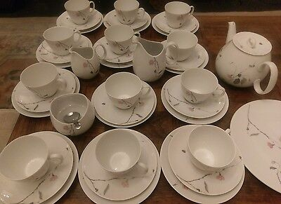 Thomas China Germany Quince Pattern Large teaset,