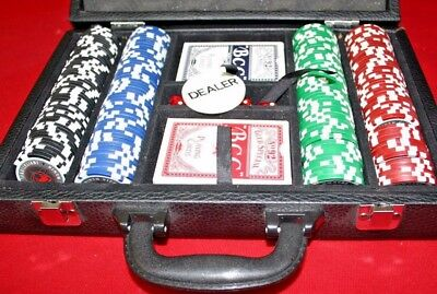 DODGE 9th VIPER OWNER INVITATIONAL POKER CHIP SET