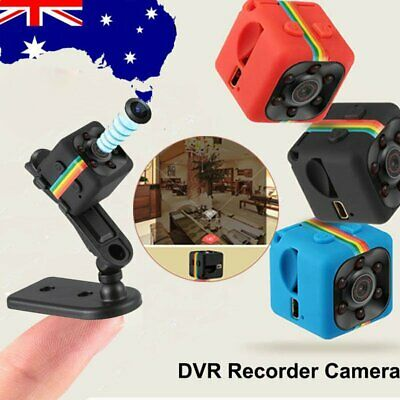 SQ11 Full HD 1080P Mini Car Hidden DV Car DVR Camera Spy Dash Cam Night Vision