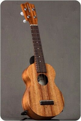 Kamaka Standard HF-1 Genuine Koa Wood Ukulele 2012 in Excellent Condition