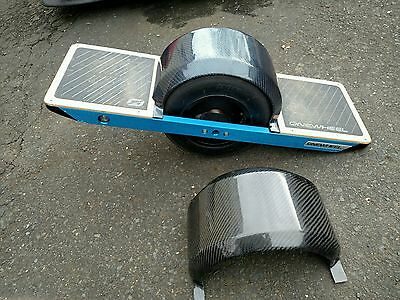 Onewheel OW future motion - Rambo made - EXTREME Magnetic Carbon Fiber FENDER