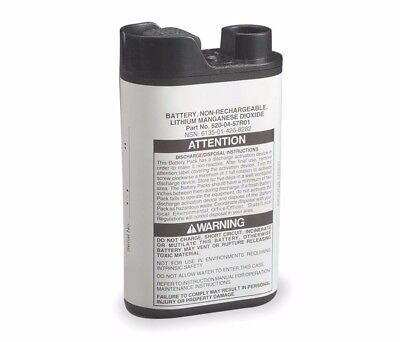 3M  Non-Rechargeable Lithium Battery Pack 520-04-57r01