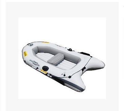 European 2-3 Person Water-proof Length 255CM Width 125CM Inflatable Boat *