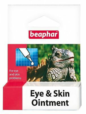 Beaphar Eye/ Skin Ointment for Reptiles 5ml