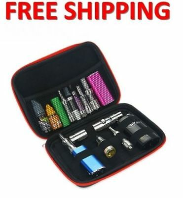 Portabel Small Electronic Cigarette Bag Case Combination Style For Vape Kit Mod