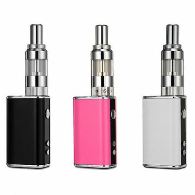 Portable Electronic Vapor E Pen Kit 1050mA Recharger USB Tank OLED Dispaly 10W