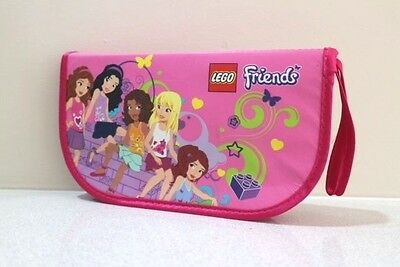 LEGO Friends • ZipBin Wristlet • NEAR NEW Condition
