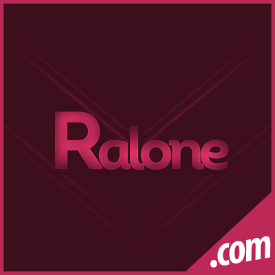 No reserve .COM Ralone Nice 6 Letter Brandable Domain Name GoDaddy 4 5 llll Sale