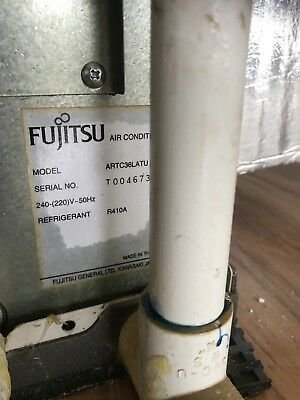 Fujitsu Ducted cooling And Heating Unit
