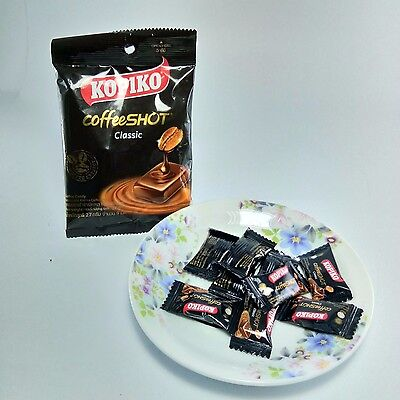 Coffee Candy Kopiko Coffee Sweets Classic  Snack Party Gift 27 g.