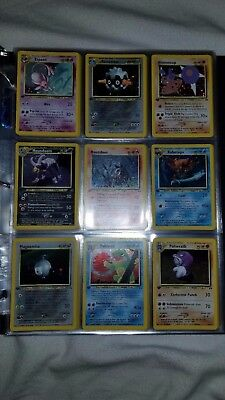 1st ed. Neo Discovery Complete Set - 75/75 - NM/M - Pokemon Cards