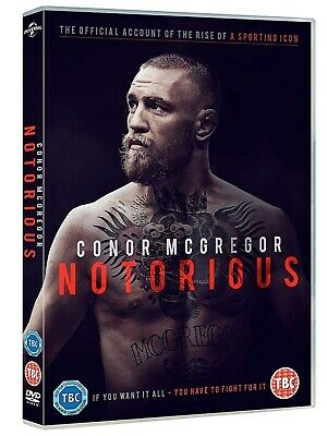 Conor McGregor: Notorious (The Official Film) [DVD]