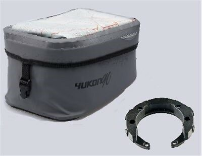 Ducati Monster 1200/S from Yr 14 Quick-Lock EVO Yukon 90 Motorcycle Tank Bag Set